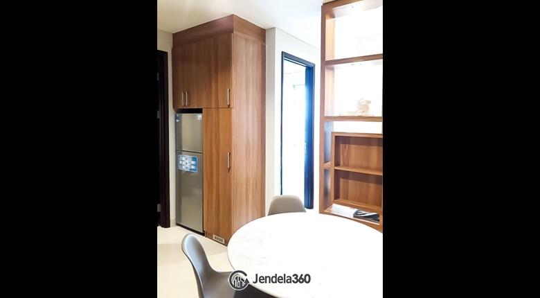 Dining Room Puri Mansion  Apartment