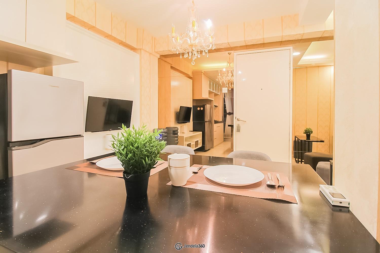 Dining Room Kalibata City Apartment Apartment