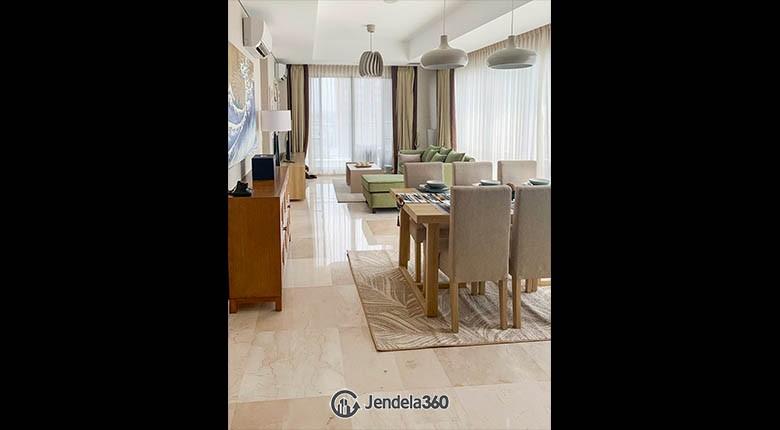 Dining Room Branz Simatupang Apartment