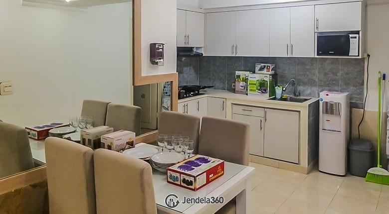 Dining Room Apartemen Taman Rasuna Apartment