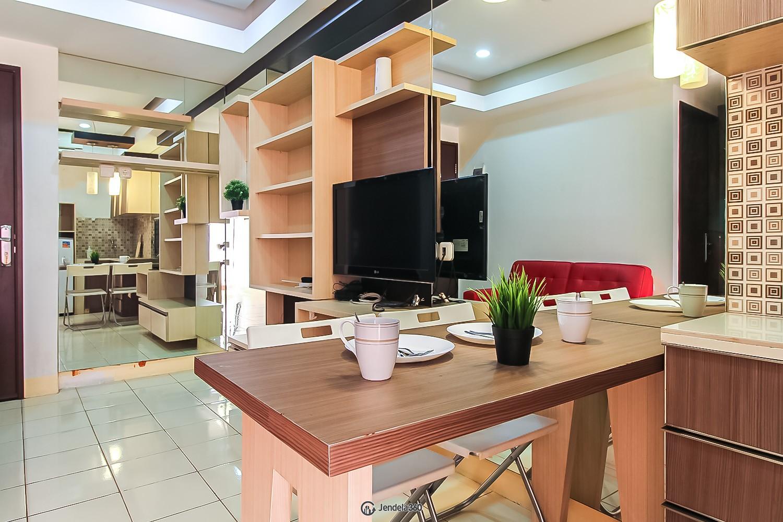 Dining Room Puri Park View Apartment