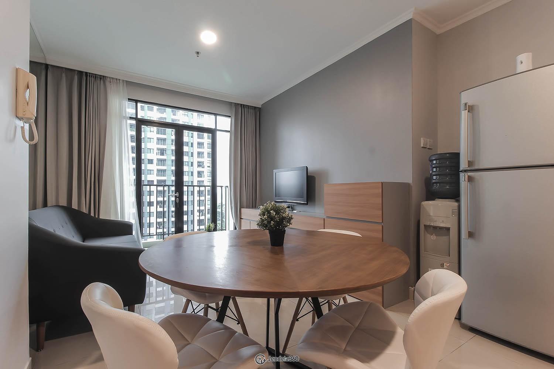 Dining Room Hamptons Park Apartment