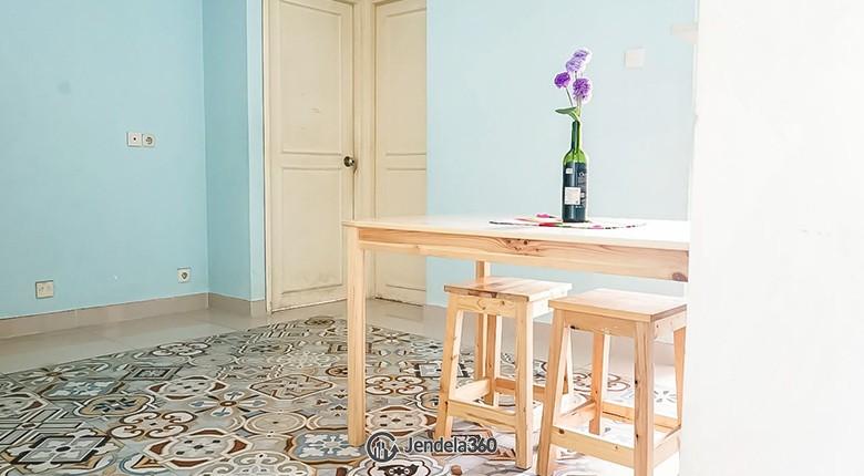 Dining Room Apartemen Gading Mediterania Residence