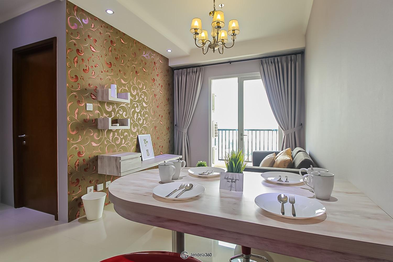 Dining Room Signature Park Grande Apartment