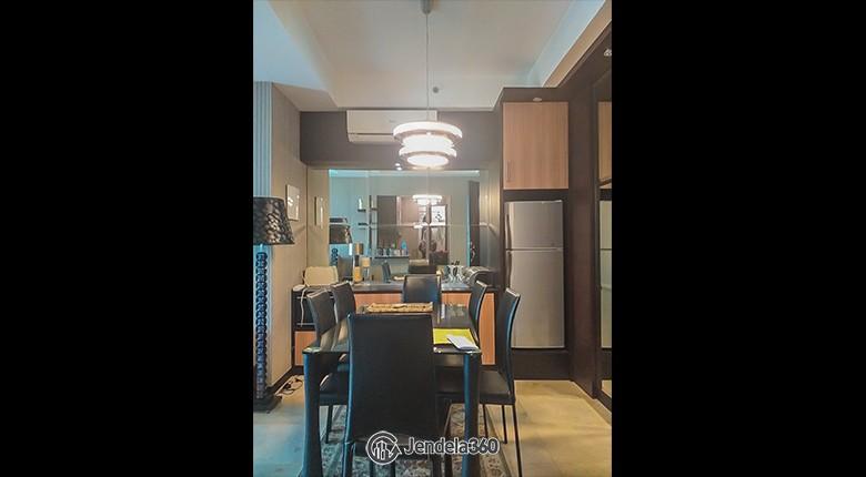 Dining Room Apartemen Bellagio Residence