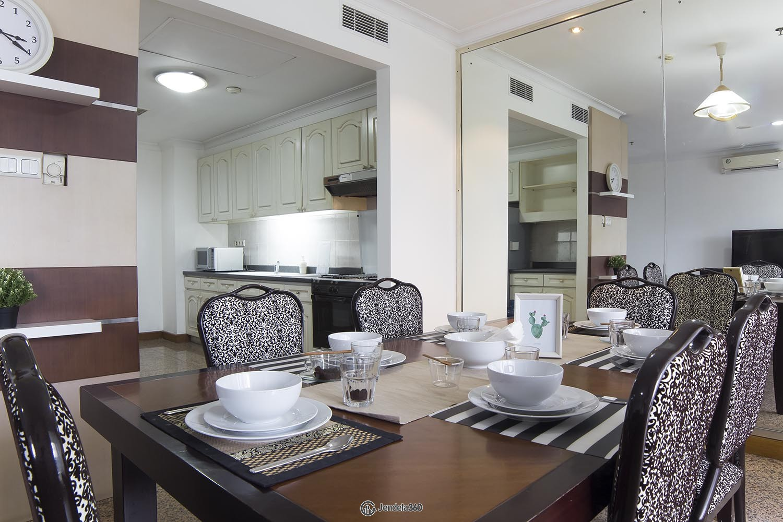Dining Room Pavilion Apartment