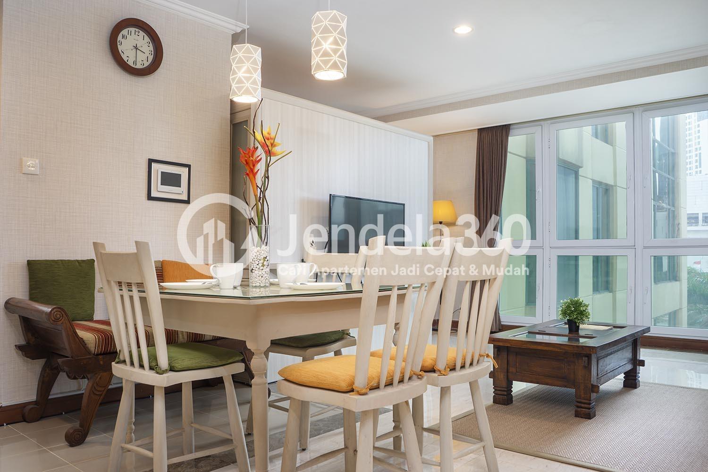 Dining Room Casablanca Apartment