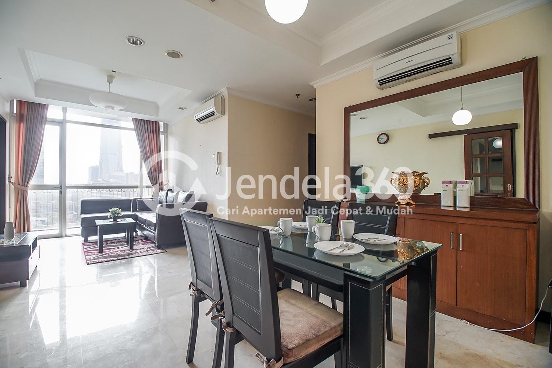 Dining Room Bellagio Residence
