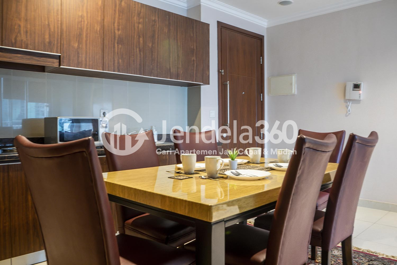 Dining Room Kuningan City (Denpasar Residence) Apartment