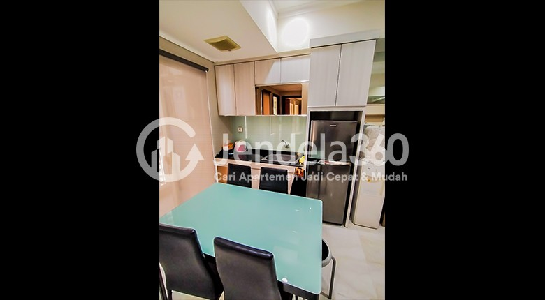Dining Room Royal Mediterania Garden Residence