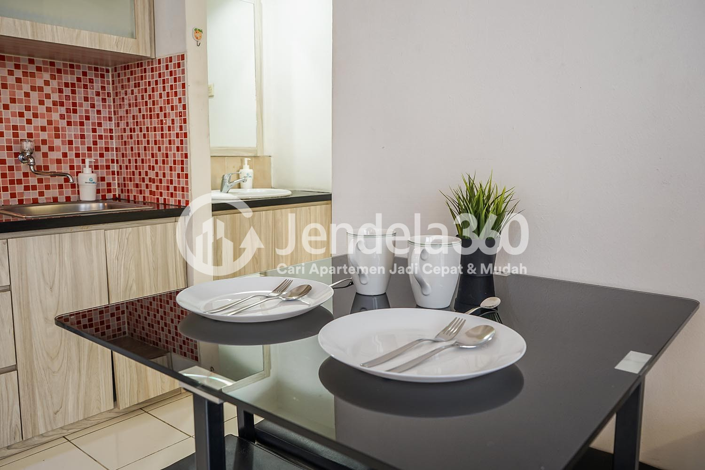 Dining Room Semanan Indah Apartment Apartment