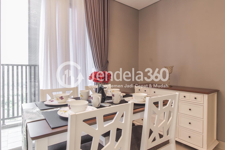 Dining Room Pejaten Park Residence