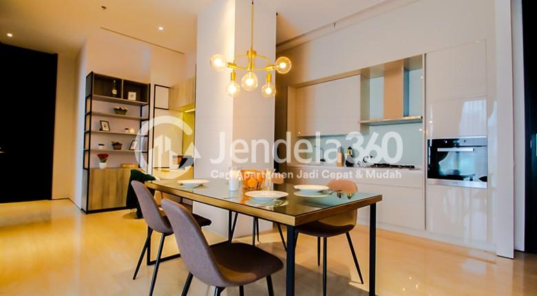 Dining Room La Vie All Suites Apartment