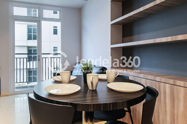 Dining Room Puri Orchard Apartment Apartment