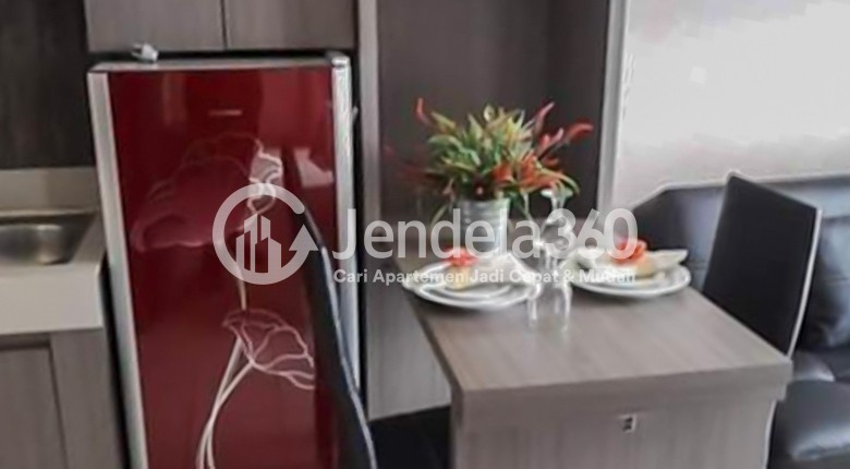 Dining Room Apartemen Serpong Green View Apartment