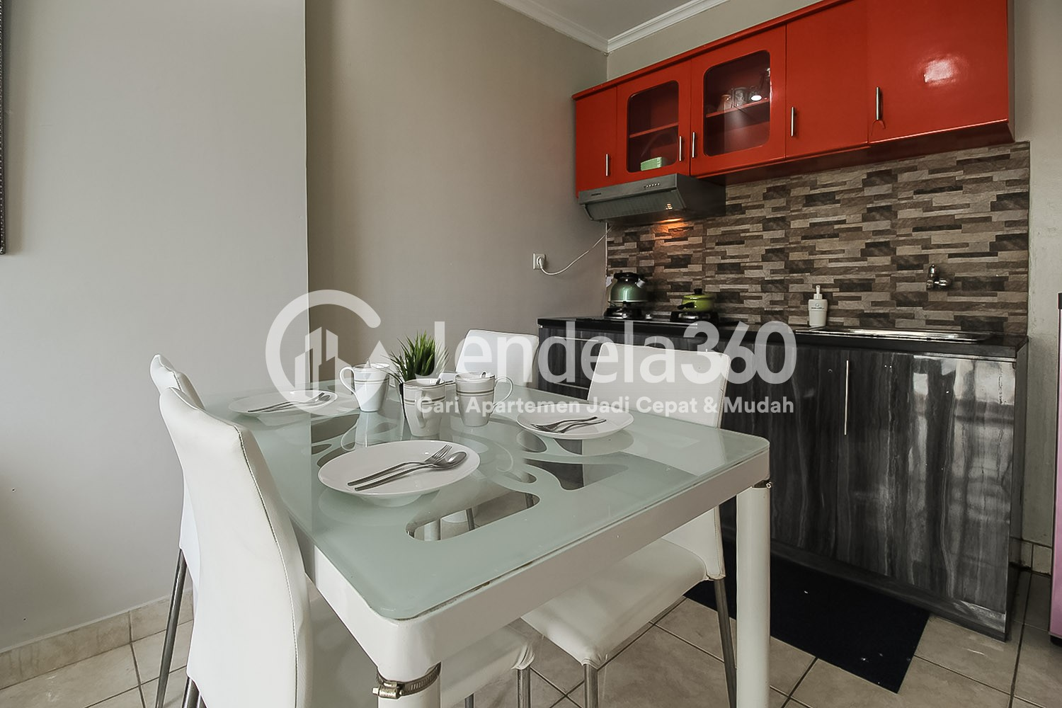Dining Room MOI City Home Apartment