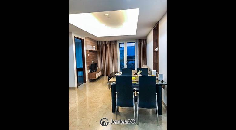 diningroom Apartemen Royale SpringHill Residence