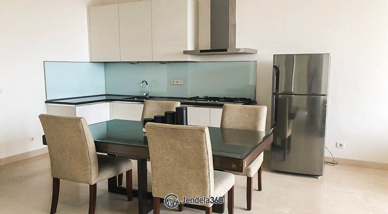 diningroom Apartemen Four Winds