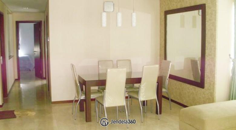 diningroom Apartemen Royal Mediterania Garden Residence