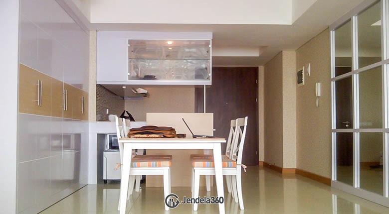 diningroom Kemang Village Apartment
