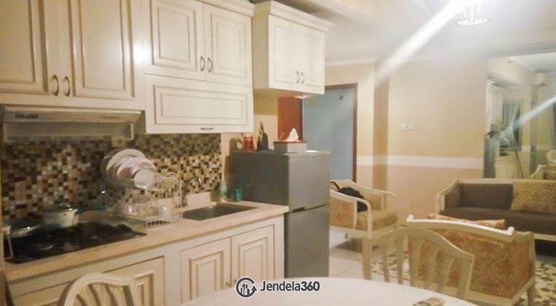 diningroom Apartemen Sudirman Park Apartment