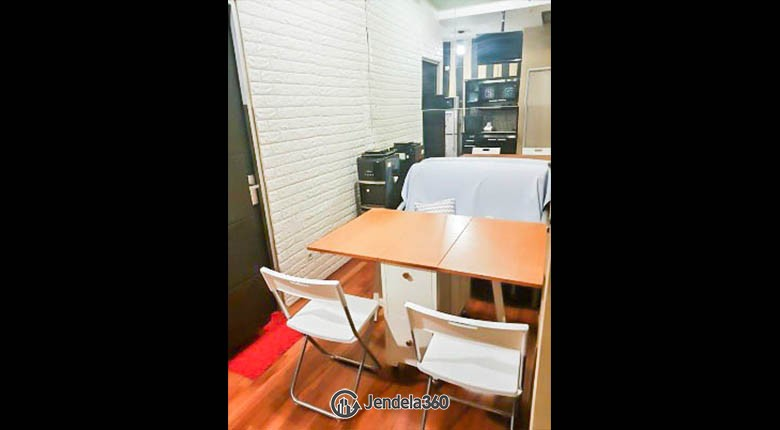 diningroom Pancoran Riverside Apartment Apartment
