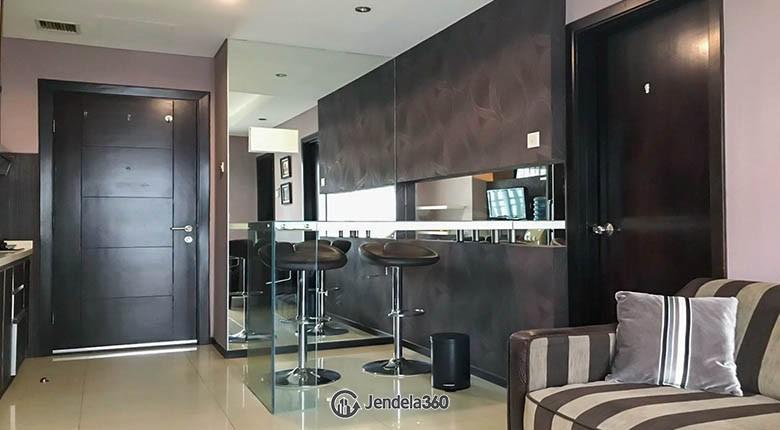diningroom Apartemen Thamrin Residence Apartment