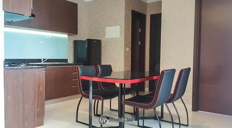 diningroom Kuningan City (Denpasar Residence) Apartment