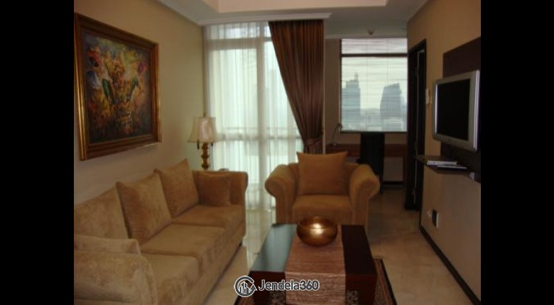 For Sell BLGB002 Apartemen Bellagio Residence