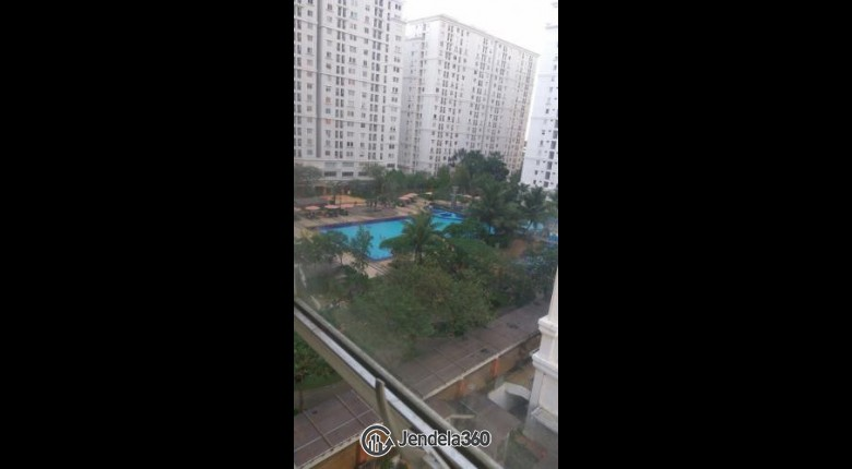 For Sell GRPC014 Apartemen Kalibata City Green Palace 2BR View Pool