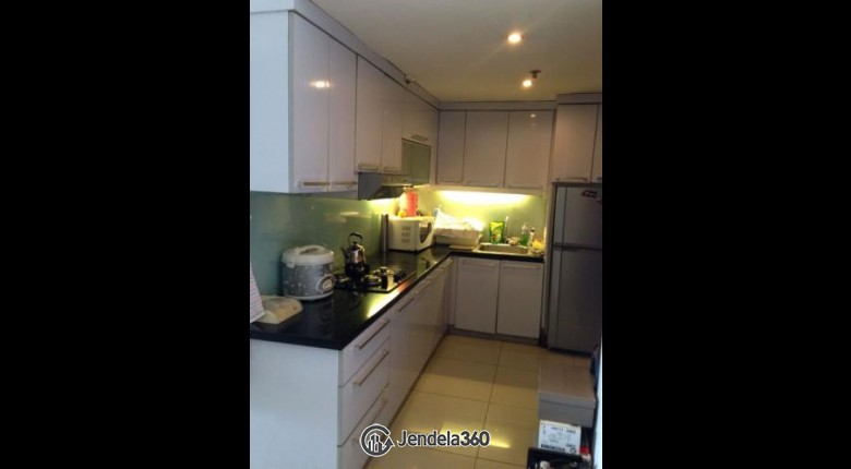 For Sell MAKD006 Marbella Kemang Residence Apartment 3BR View City