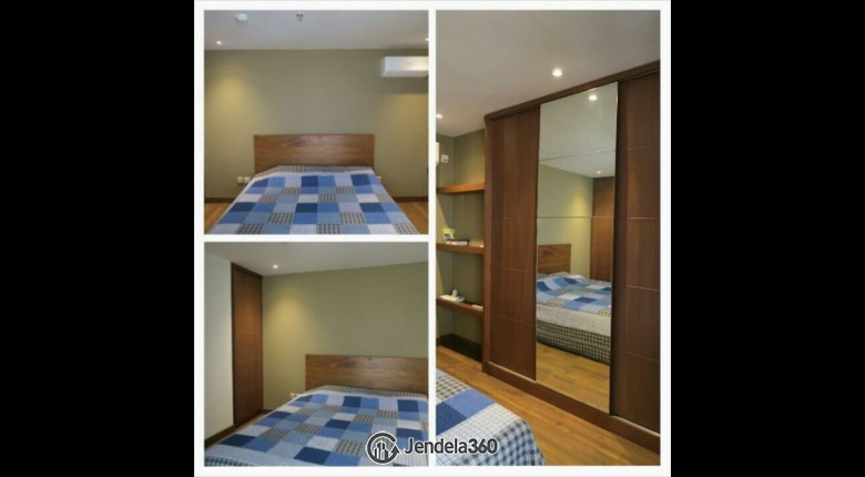 For Sell MESC012 Apartemen Menteng Square Apartment 2BR Semi Furnished