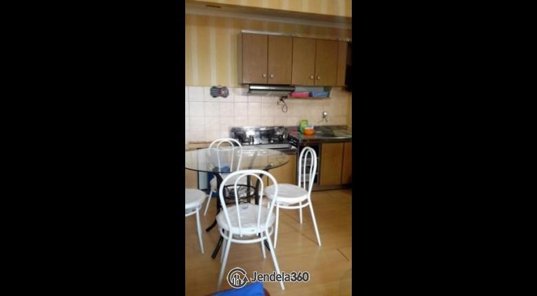 For Sell MPKC017 Mediterania Palace Kemayoran 2BR Semi Furnished Apartment