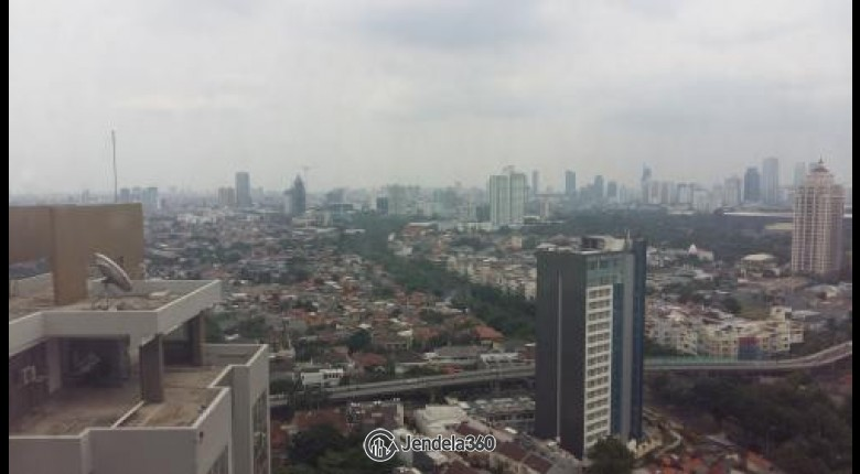 For Sell PHRD009 Permata Hijau Residences 3BR View City Apartment