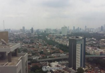 Permata Hijau Residences 3BR View City