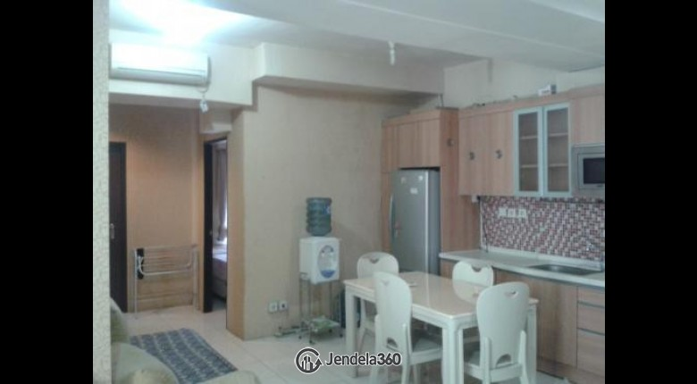 For Sell SLMD002 Salemba Residence 3BR Semi Furnished