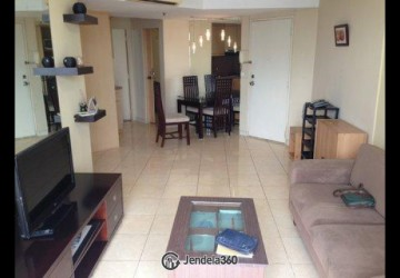 Taman Rasuna Apartment 2BR Semi Furnished