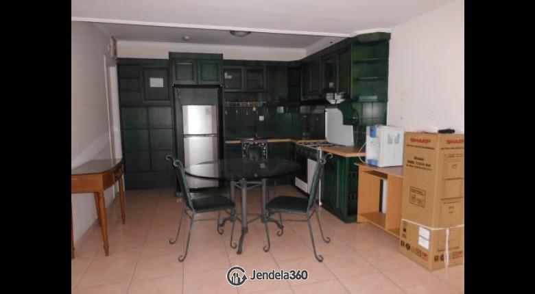 For Sell TARD008 Taman Rasuna Apartment 3BR View City