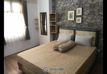 Mt Haryono Residence 1BR Fully Furnished