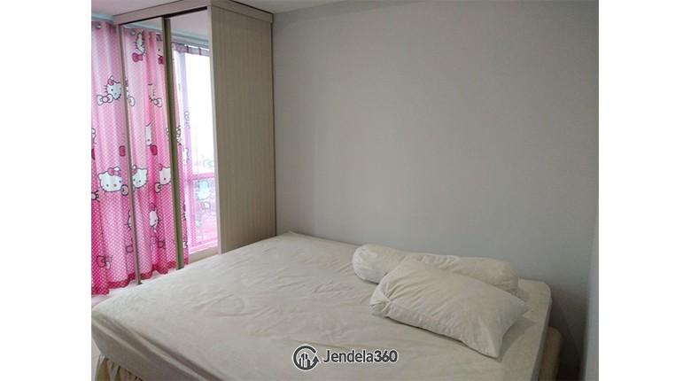 kamar 2 Apartemen The Mansion Kemayoran Jasmine
