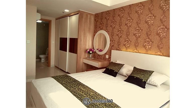 Kamar tidur 2 Apartemen The Mansion Kemayoran Jasmine