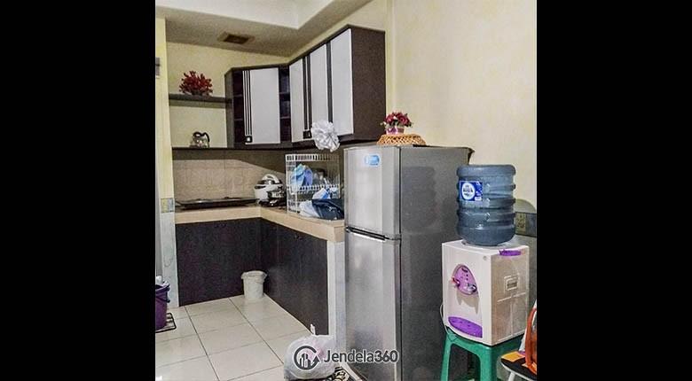 kicthen Mediterania Garden Residence 2 Apartment