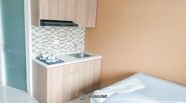 kicthen Green Pramuka City Apartment Apartment
