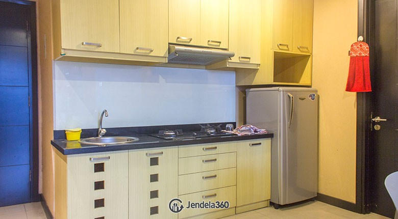 Kitchen 2 Apartemen CBD Pluit Apartment