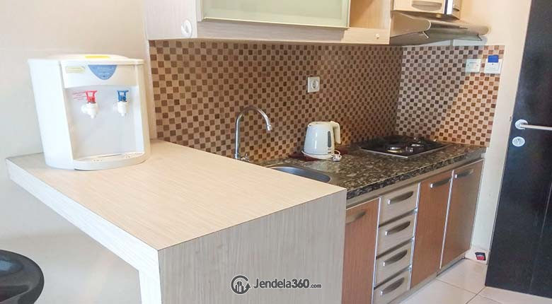 kitchen set Apartemen Taman Sari Sudirman