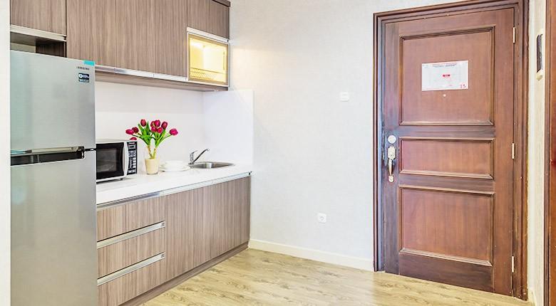 sewa apartemen belleza