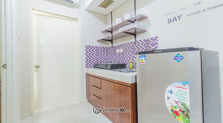 jakarta residence - cosmo mansion apartment for rent