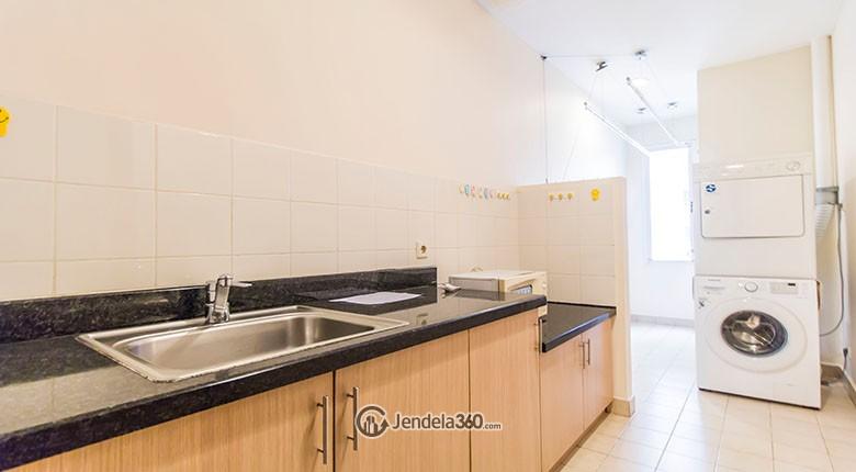 pakubuwono residence apartment for rent