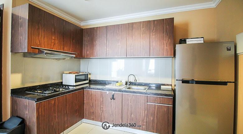 Kitchen Kuningan City - Denpasar Residence Apartment
