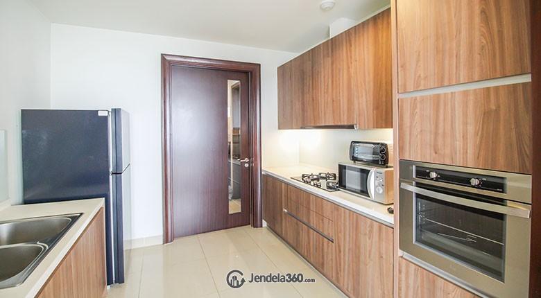 Kitchen Apartemen Pakubuwono View